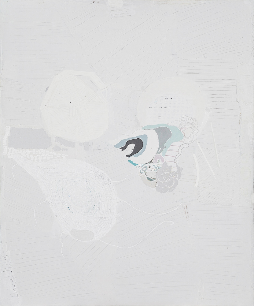 Hunter Forgot,152x126.5cm, acrylic on canvas, 2013