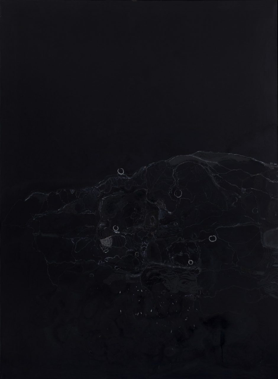 Medical landscape, 150x110cm, acrylic on canvas, 2011