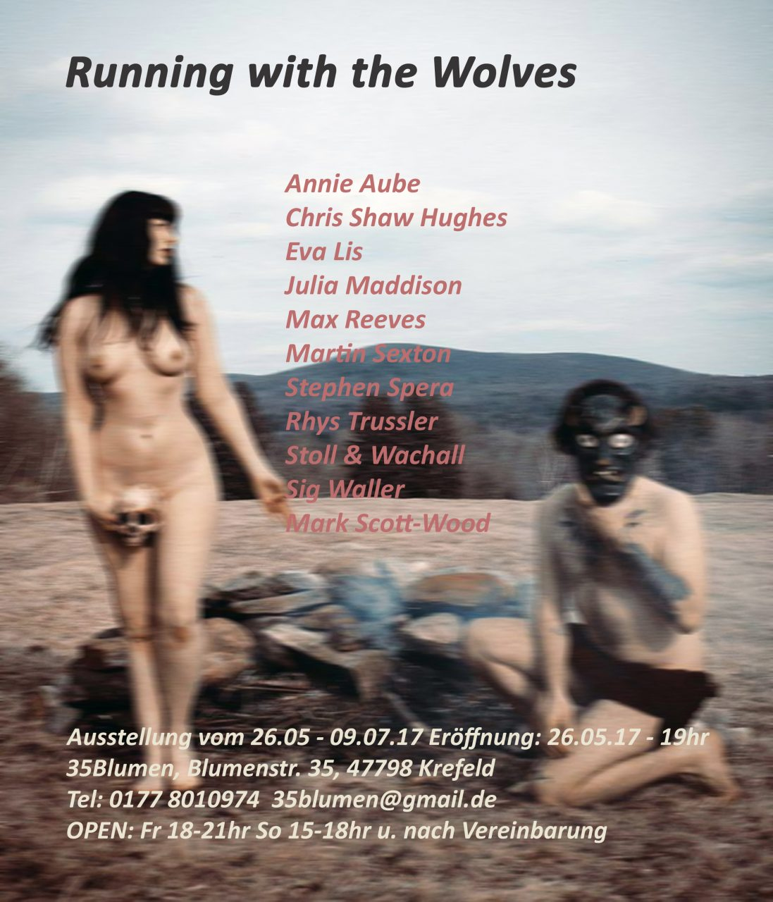 Running with the Wolves image