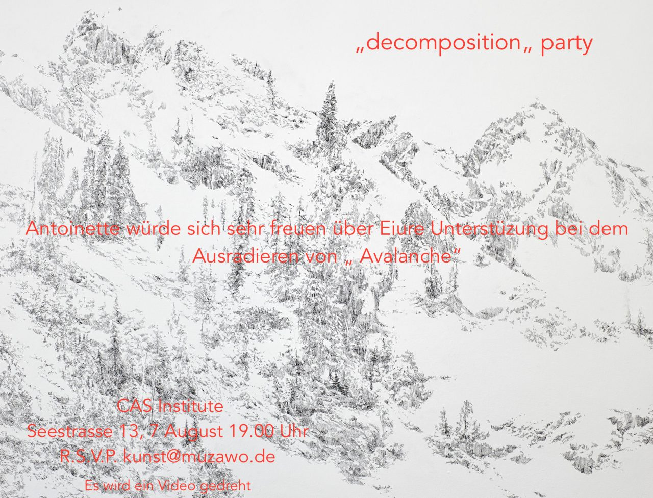DeComposition Party  [members only] image