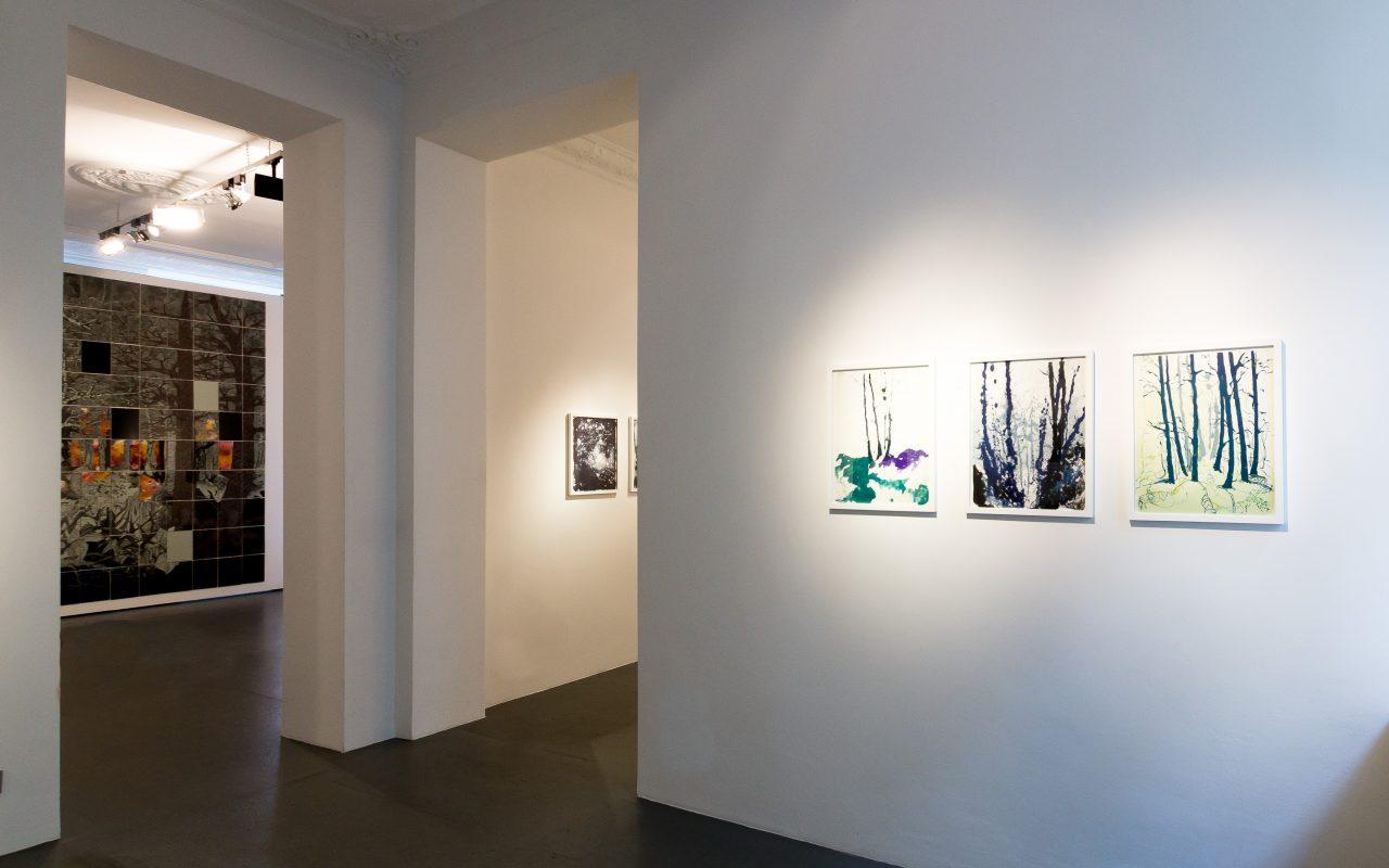 foris, Gallery burster Berlin 2016