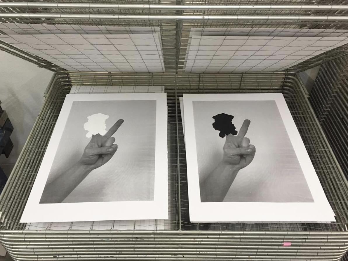 Silkscreen Edition presented by Das Viadukt at EAB-Fair New York
