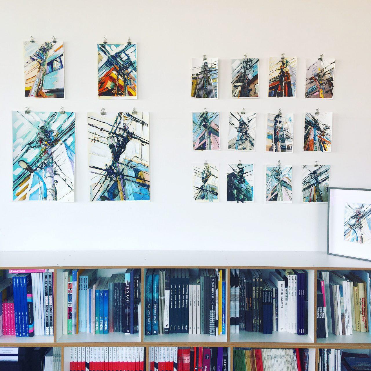 Erik Schmidt studio