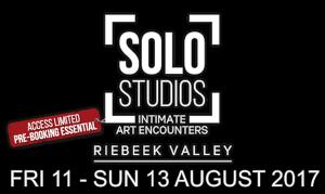 Solo Studios weekend, Riebeek Kasteel, South Africa Image