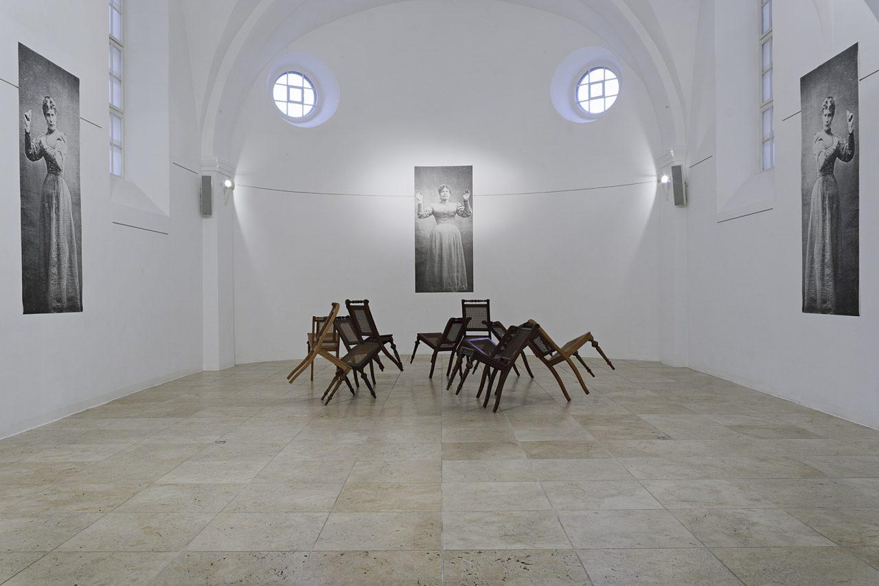 exhibition view 2015, entreakt, städtisches museum engen