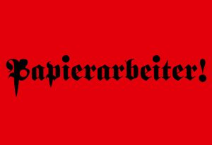 PAPIERARBEITER! Image