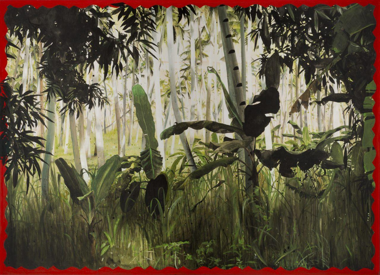 Jua Toka and The Source of Shades - The Tanzania Paintings