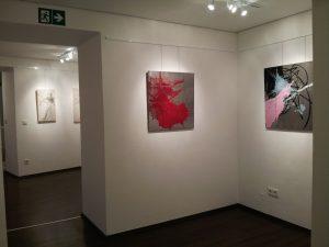 Ausstellung Galerie KRAS Wien Image