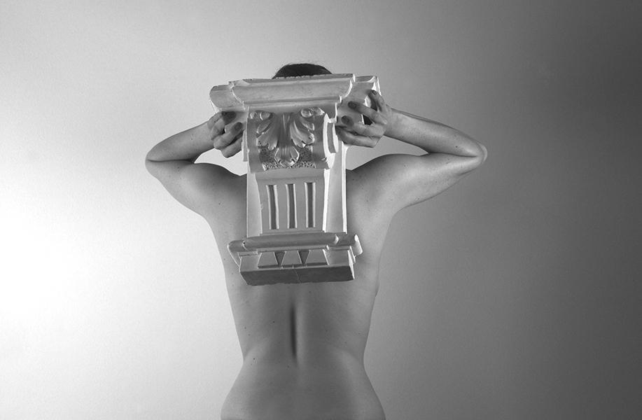 Figure (Spine) III, 2017