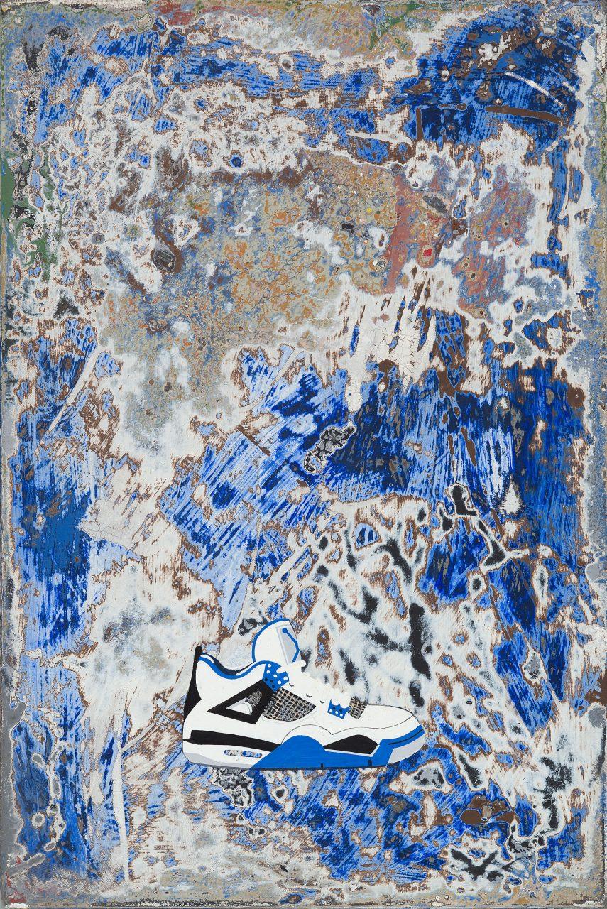 Sweet Sixteen (NA,W), Eitempera auf Karton, 20 x 30 cm, 2017