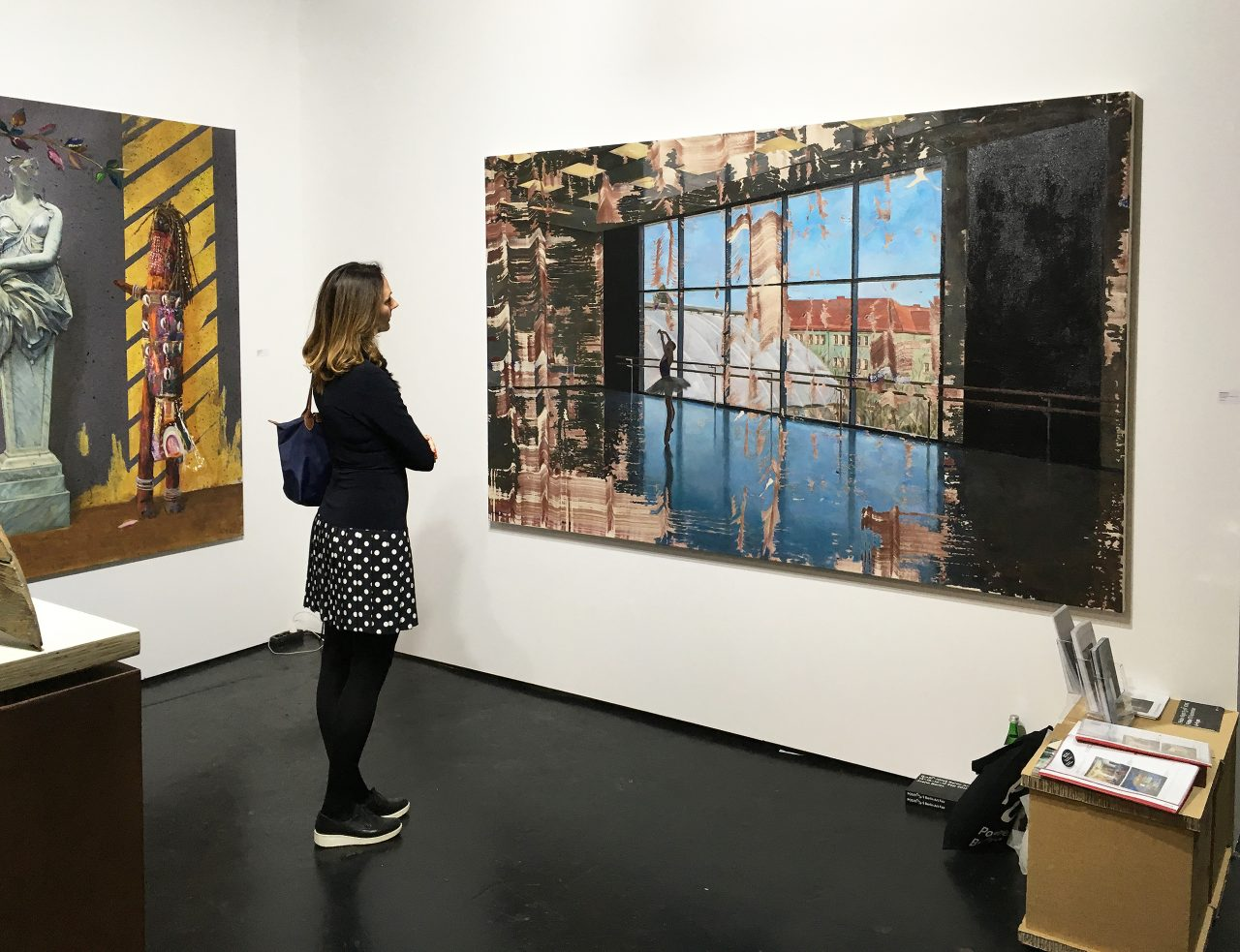 Positions Art Fair, Berlin 2017