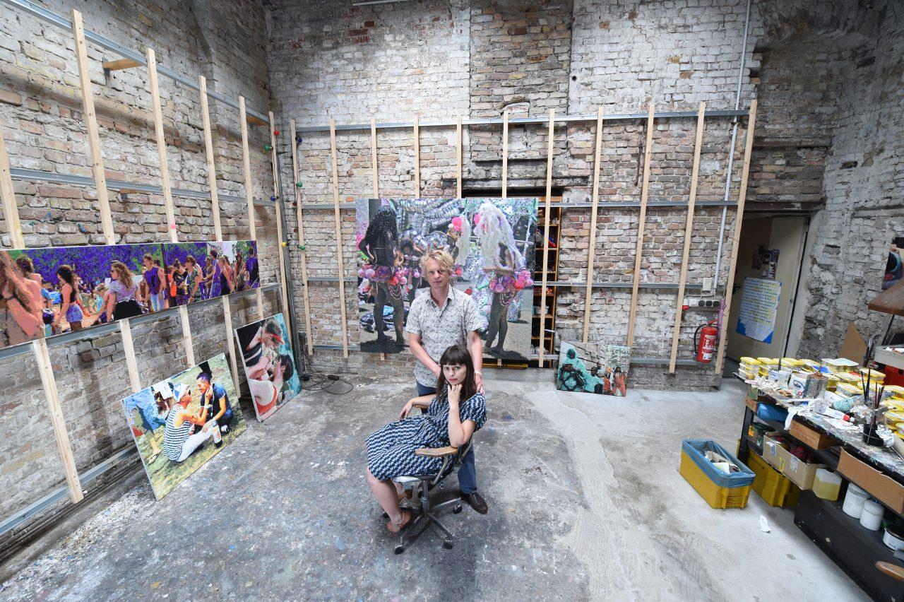 Studio of Römer + Römer. Photo: Uruc Ucta, 2017