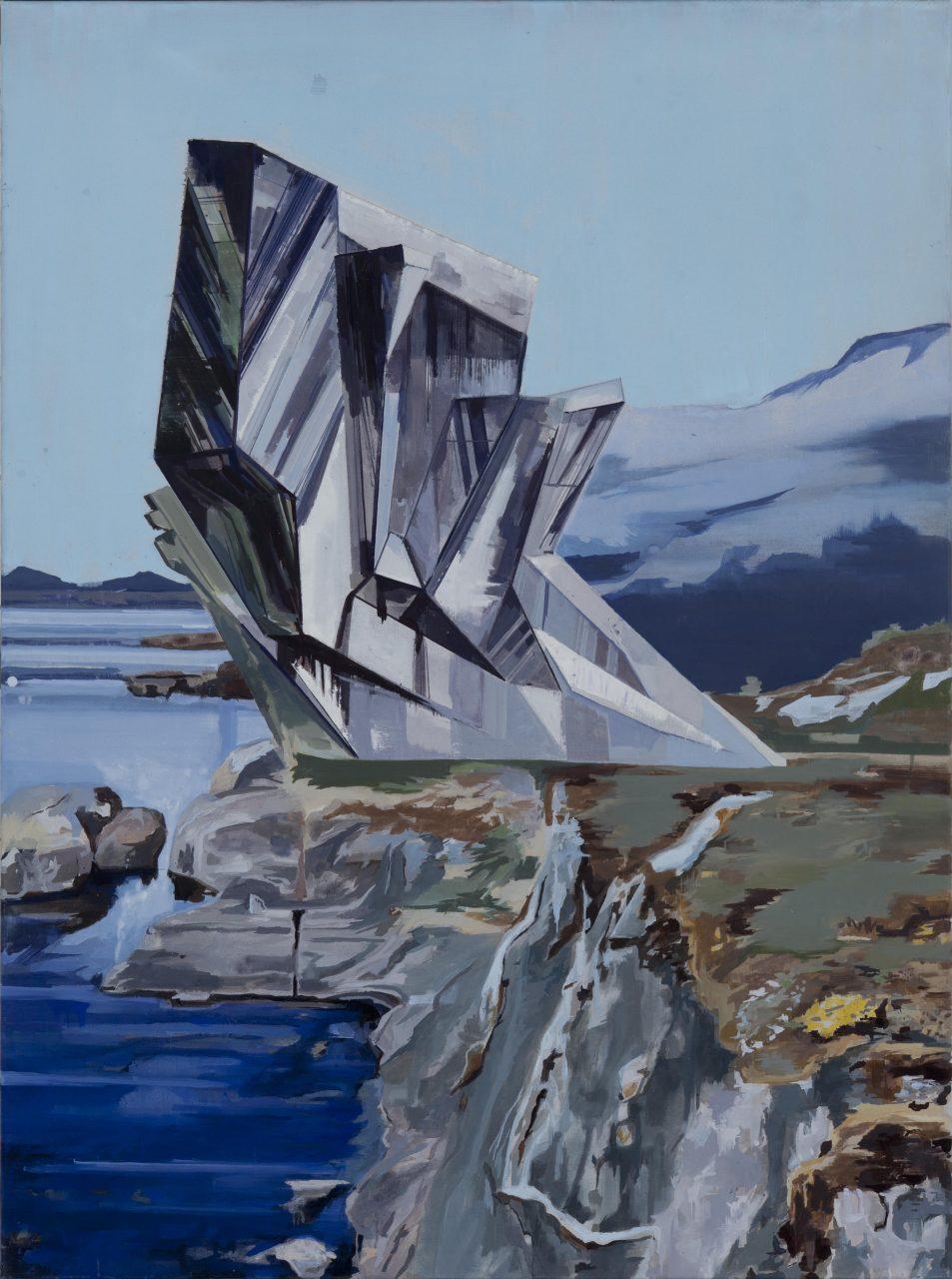 Trigonometrie in 6 parts #3   Johanna Silbermann   available artwork