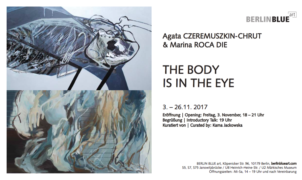 The Body Is In The Eye – Czeremuszkin-Chrut & Roca Die