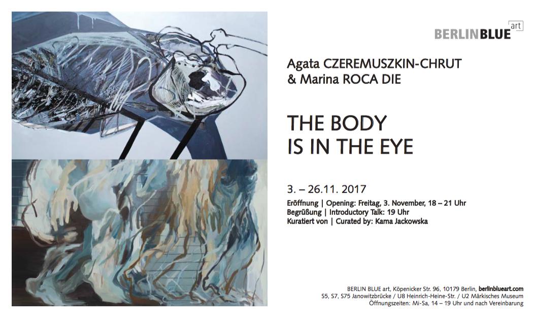 The Body Is In The Eye - Czeremuszkin-Chrut & Roca Die