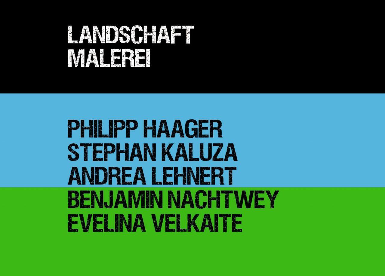 LANDSCHAFT   MALEREI