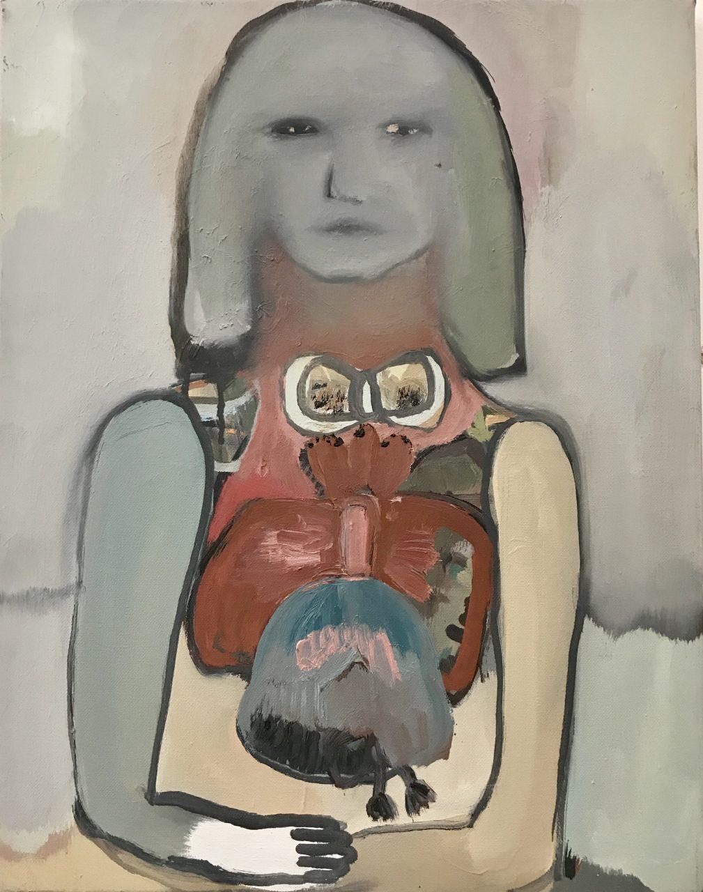 Les Petits Couteaux | Elisabeth Lecourt | available artwork