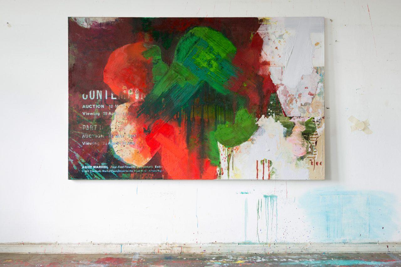 Painting 140 x 220 cm