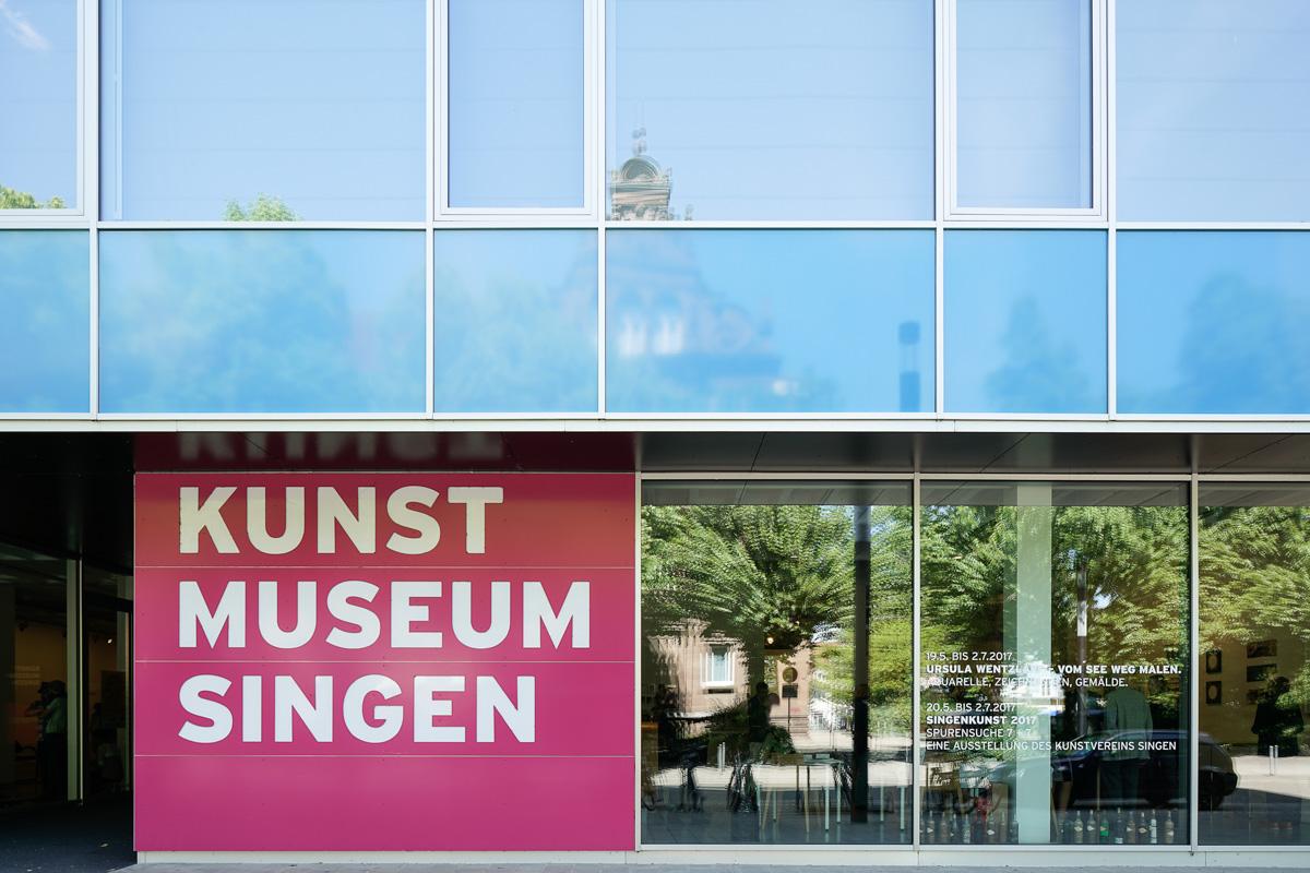 Ausstellung Museum