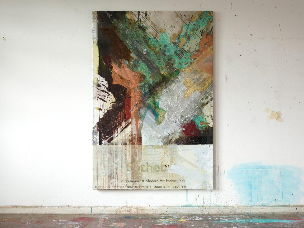 Painting 200 x 135 cm