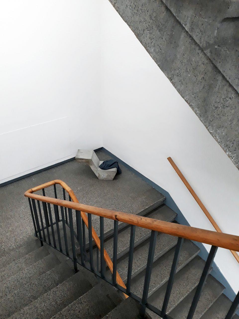 Hannah Hallermann   Startblock 1   2017   Kunsthalle Recklinghausen   Kunstpreis Skulptur junger Westen