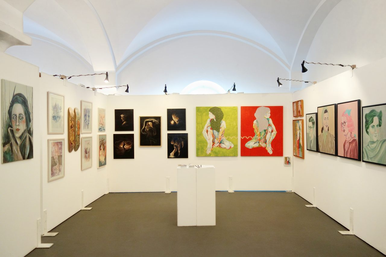 ArtMuc Art Fair 2017, Munich
