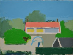 Dutch Dike House | Albert Zwaan | available artwork