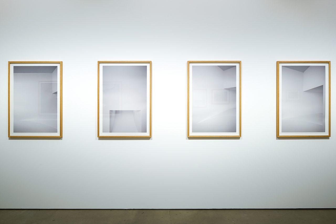 Ausstellungsansicht: Marcus Schwier im Kunstmuseum Ravensburg