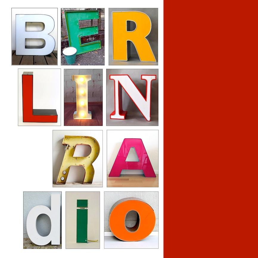 BERLIN RADIO  five artists from berlin