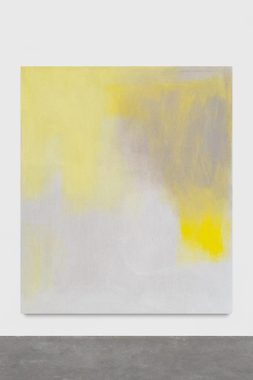 Pygmalion´s Garden I, 2018, 210x180cm, oil on canvas