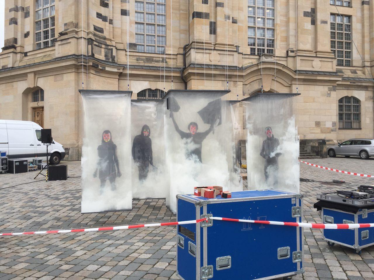 Kami Dresden Neumarkt 2018