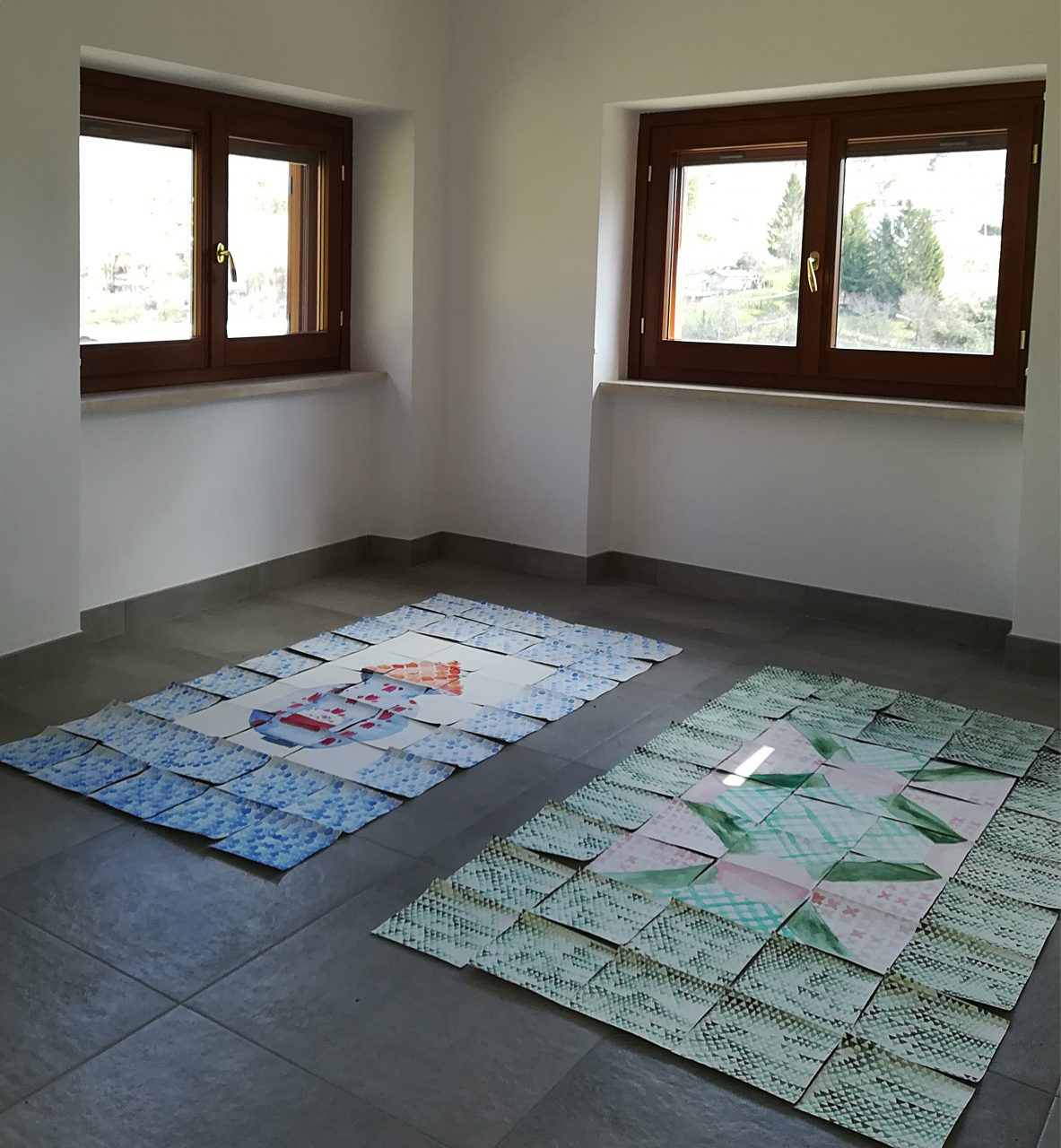 Presentation Olevano Romano, Villa Massimo, Academy of Arts