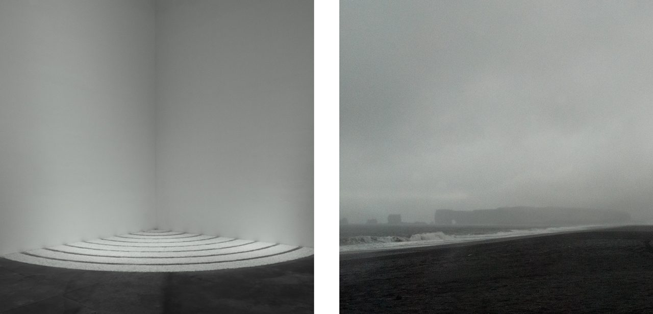 #41 from the series Silence (diptych)