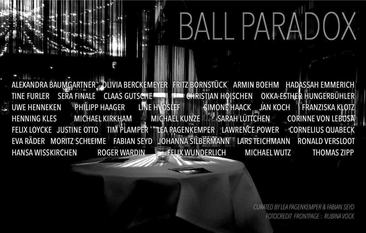 BALL PARADOX image