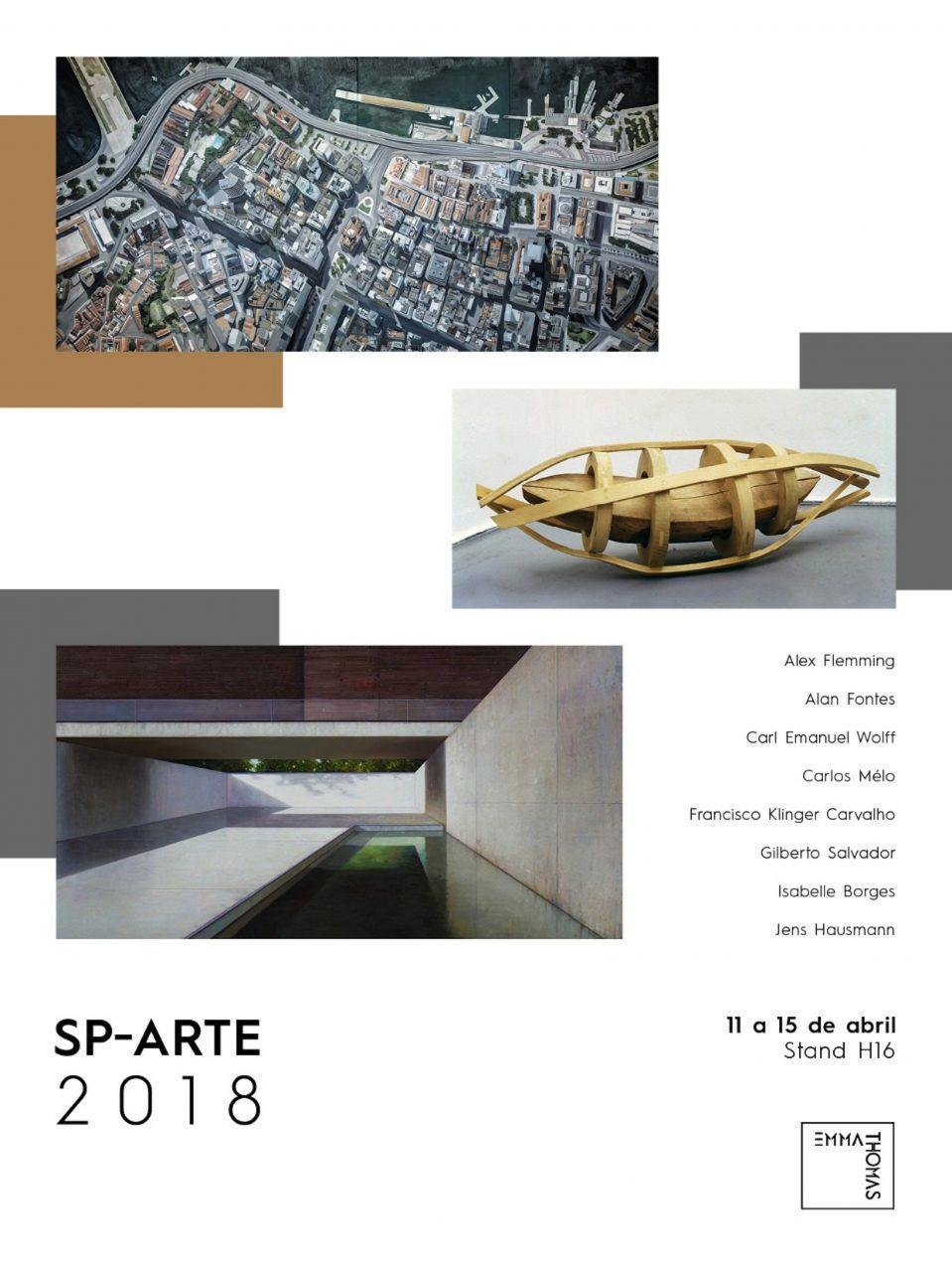 SP-ARTE international art fair