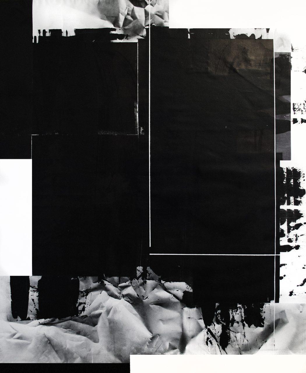 op100218. acrylic on canvas, 160x130cm | Gyula Sagi | available artwork