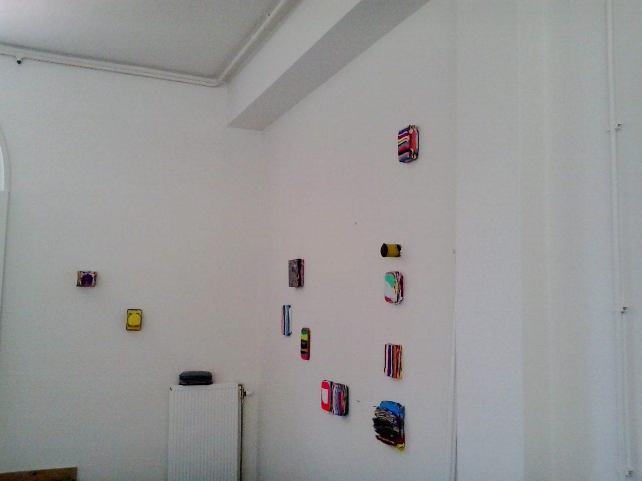 Studio wall (2017)
