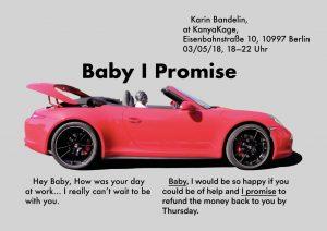 BABY I PROMISE Image