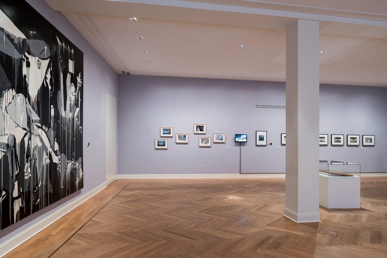 Kunstmuseum Pablo Picasso Münster mit Dora Maar, Renata Jaworska und Tatjana Doll