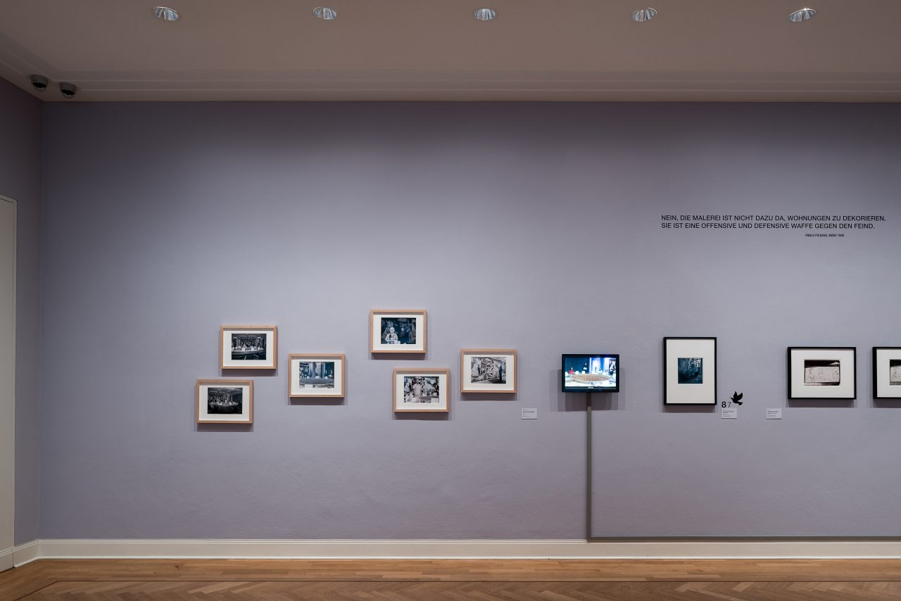 Last days of the exhibition at the Kunstmuseum Pablo Picasso image