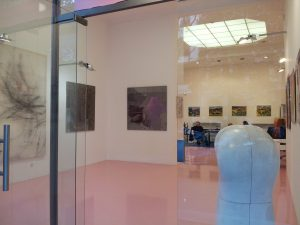"""Laufende Ausstellung """"Kontraste"""", Galerie Ursula Stross, Graz, zu besuchen bis 18.05.18 Image"""