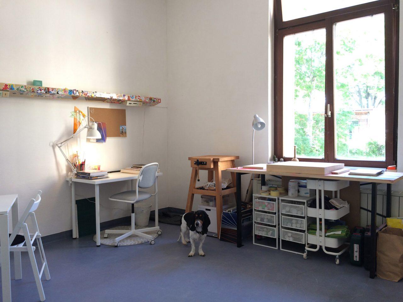 Studio, Erfurt