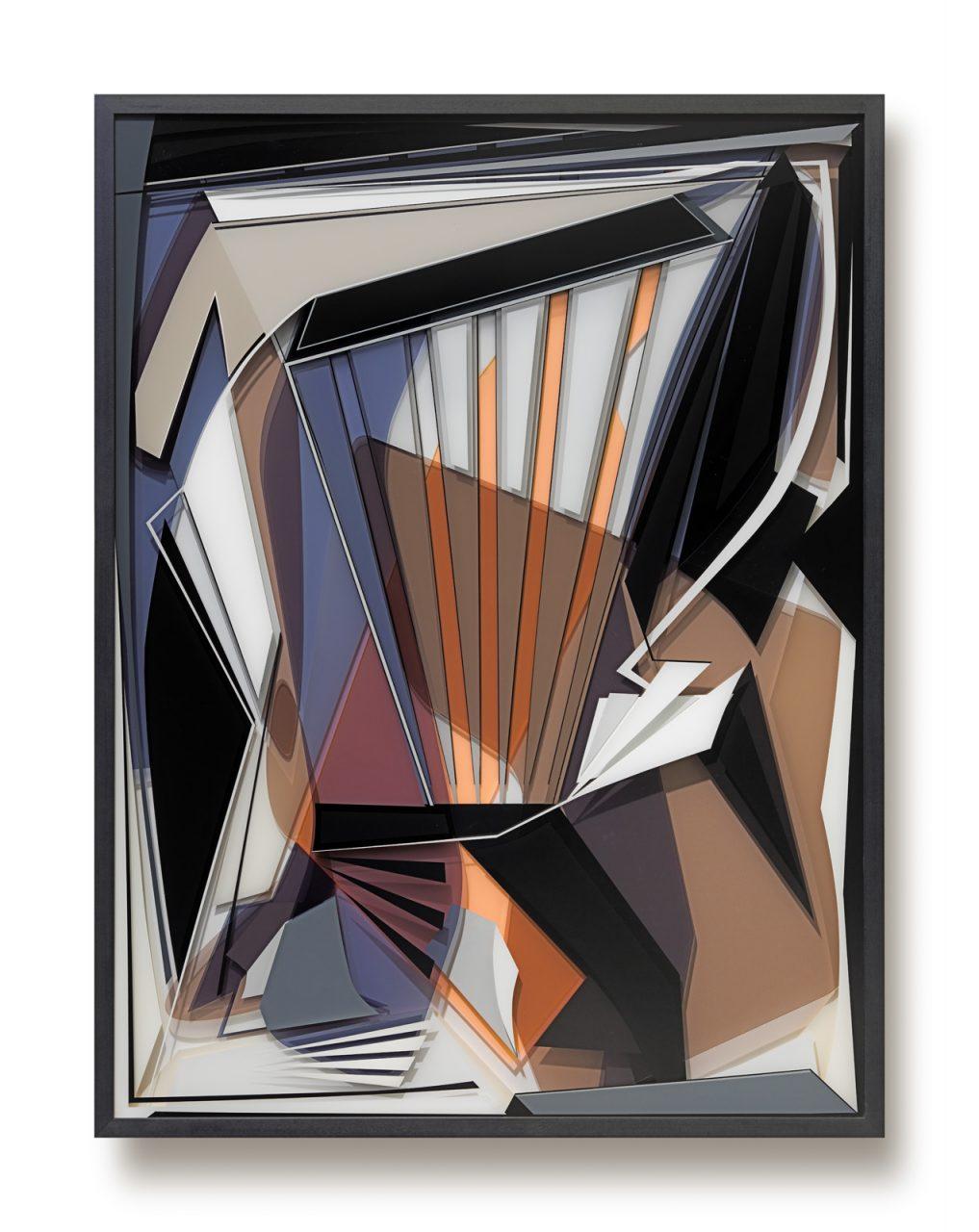 HOLDING ON (Maxxi, Rom), 2017, 100 x 75 cm