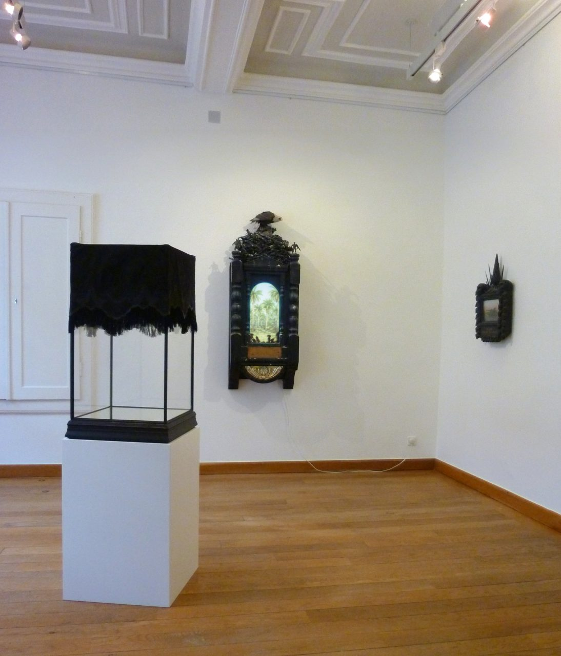 exhibition view Kunstverein Bayreuth