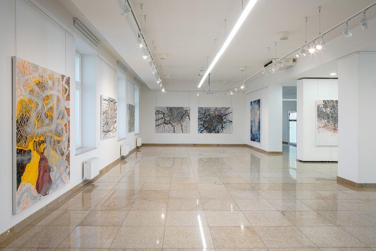 BWA, Renata Jaworska, Ausstellung, Exhibition,
