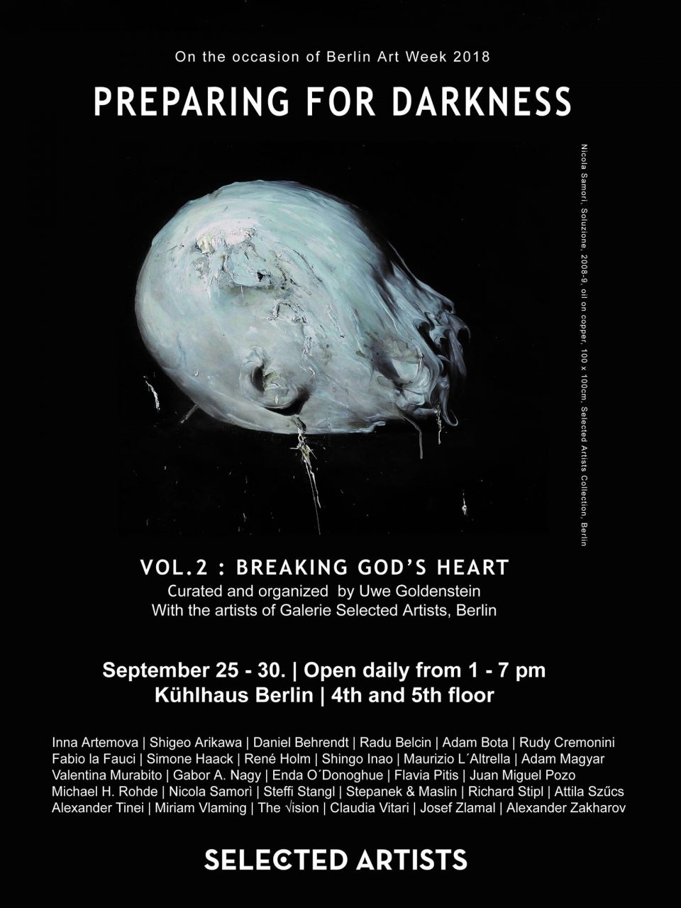 Preparing For Darkness Volume 2: Breaking God's Heart image