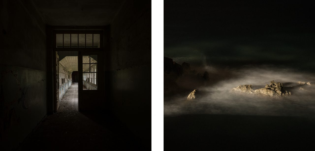 #21 from the series Silence (diptych) | Gabriela Torres Ruiz | available artwork