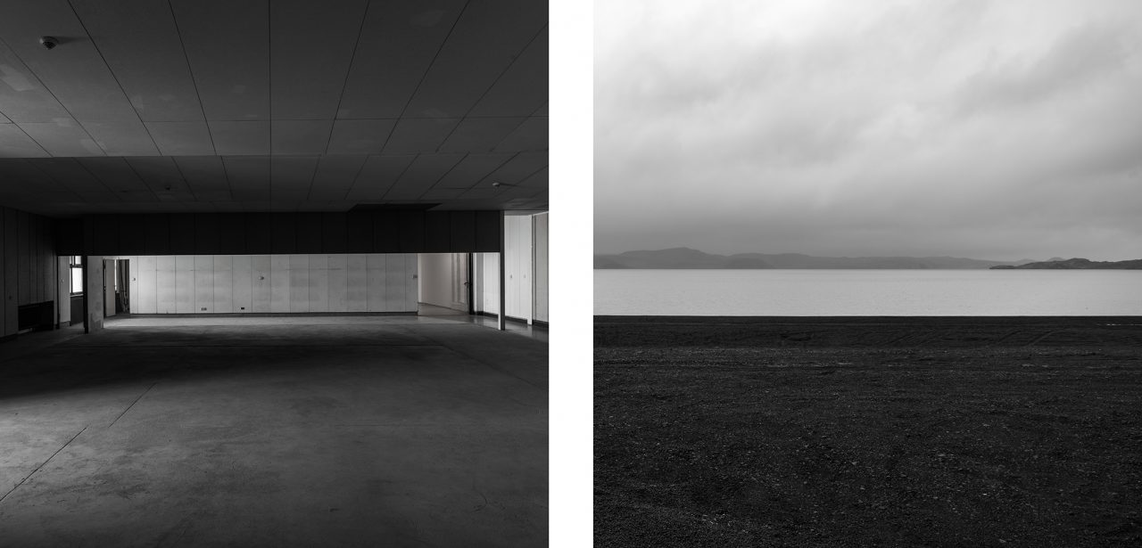 #9 from the series Silence (diptych) | Gabriela Torres Ruiz | available artwork