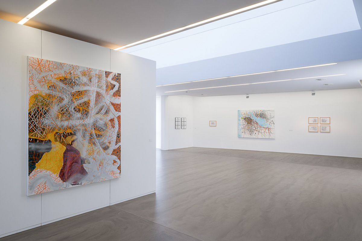 Robert Fleck, Kunstakademie Düsseldorf
