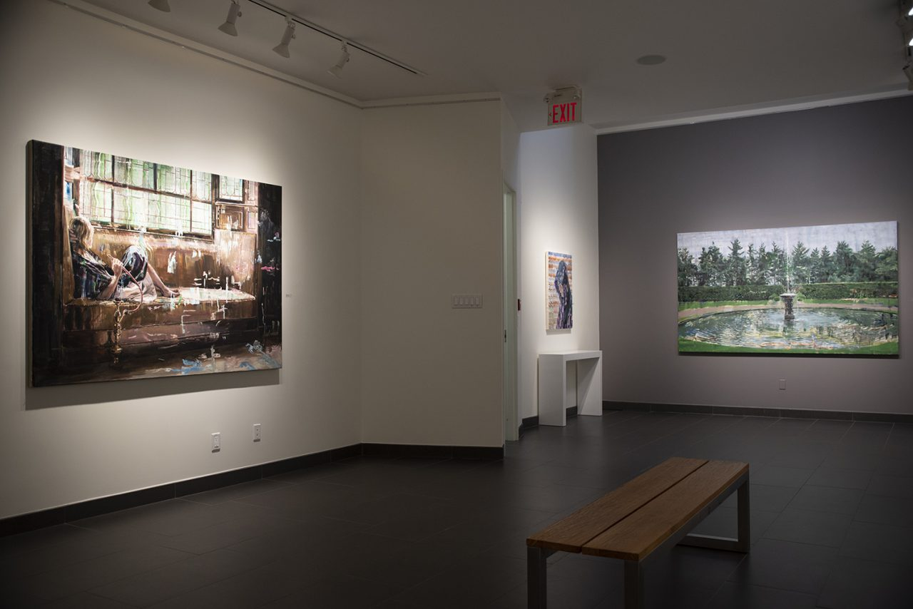 Odon Wagner Gallery, Toronto, 2018